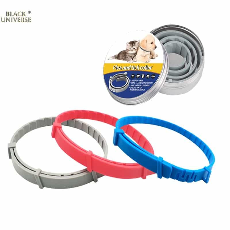 3 chiếc vòng cổ trị ve chó