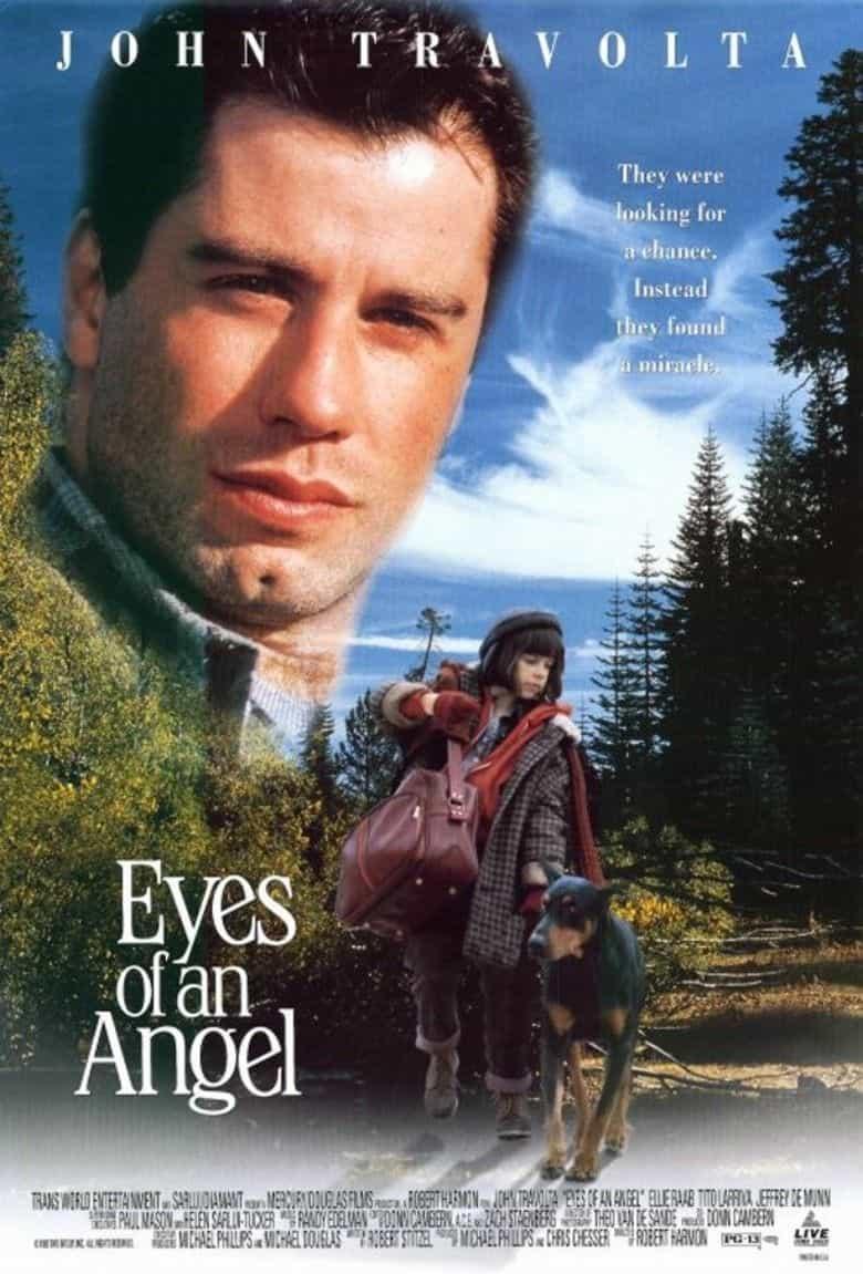 Phim eyes of an Anggel về chó Doberman