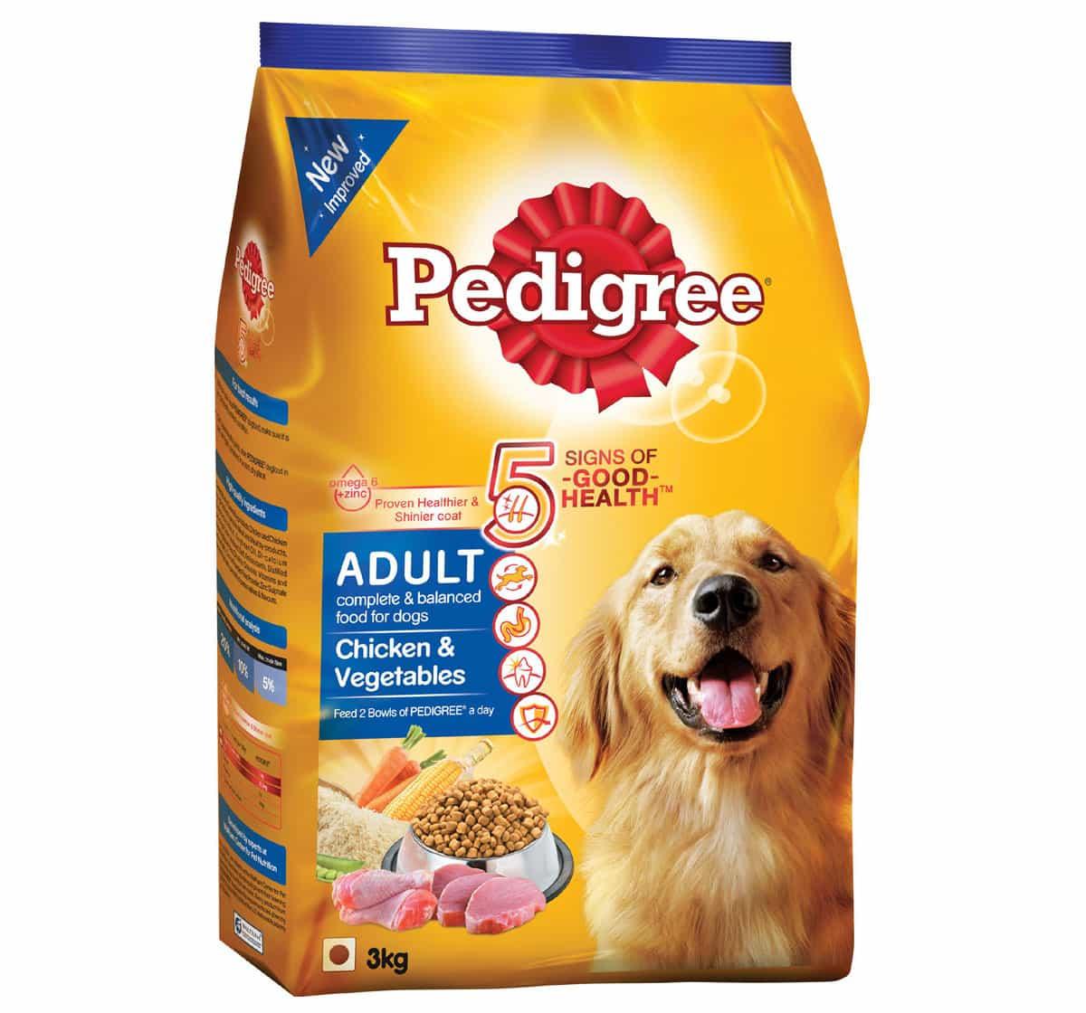 Sản phẩm thức ăn khô cho chó