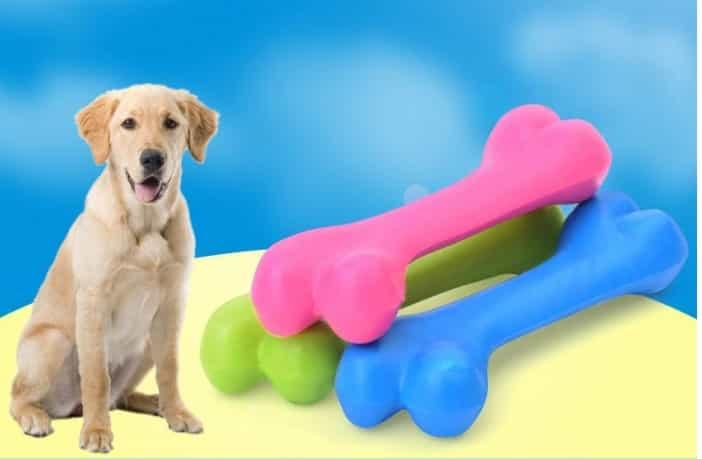 Xương nhiều màu cho chó gặm